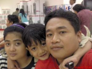 Abdul Wasit dan Keluarga
