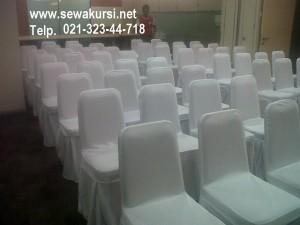 cover kursi putih hotel